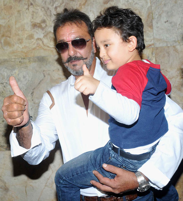 Saddened over not fulfilling my father's wish, says Sanjay Dutt