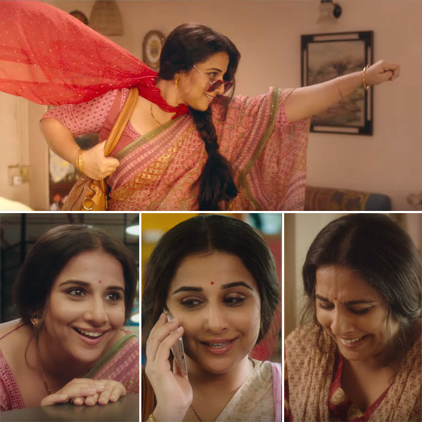 Tumhari Sulu official teaser out to tickle the viewer's amusing bones