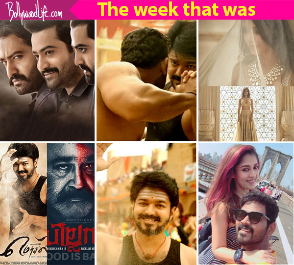 Thalapathy Vijay's Mersal teaser, Jr NTR's Jai Lava Kusa release – meet the top 5 newsmakers of this week