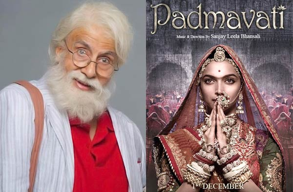 Image result for padmavati and 102 not out