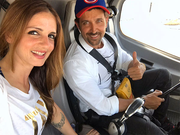Sussanne Khan validates her support for ex-husband Hrithik Roshan in this heart warming post
