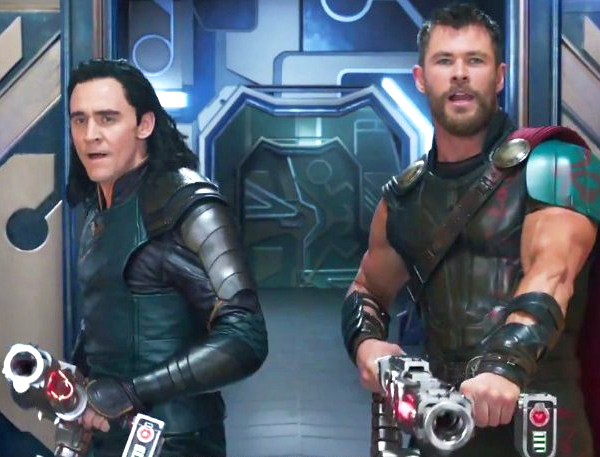 Watch a new behind the scenes look at Thor: Ragnarok