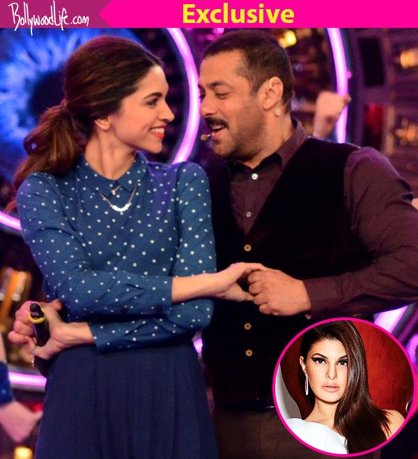 Not Jacqueline Fernandez, Deepika Padukone will romance Salman Khan in Kick 2?