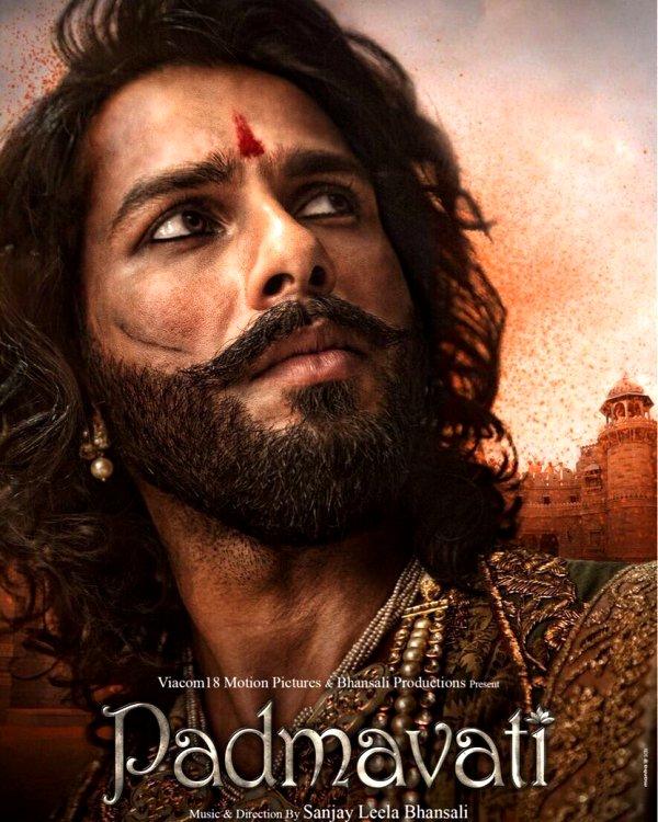 Image result for shahid kapoor padmavati look