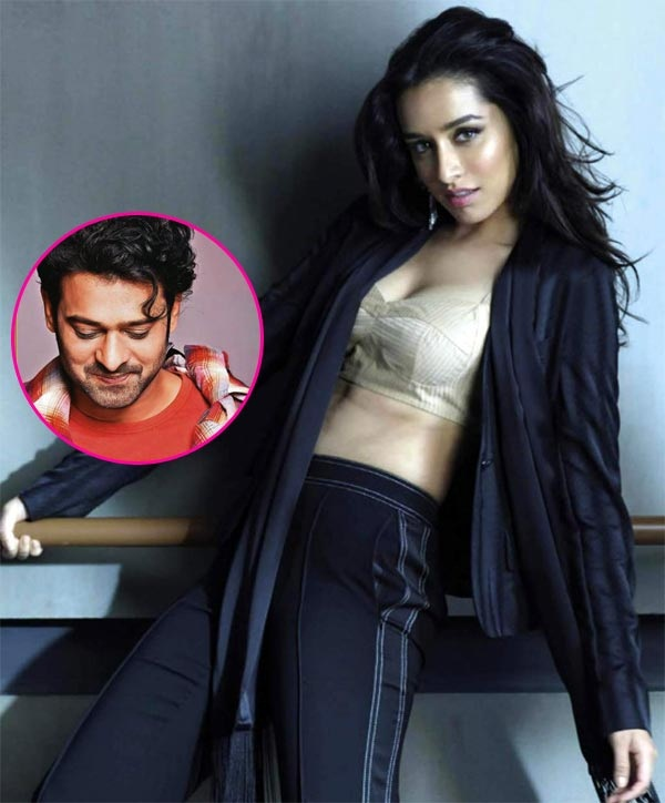 Shraddha Kapoor Receives A Sumptuous Surprise From Prabhas