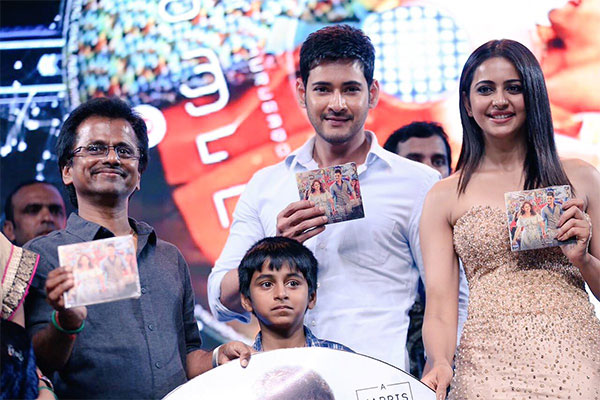 SPYDER audio launch Live: Mahesh Babu's Spyder trailer to release on September 15