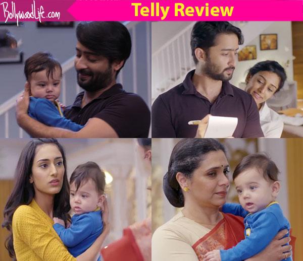 Kuch Rang Pyar Ke Aise Bhi Season 2: Vidvaan Sharma steals all the limelight while Shaheer Sheikh and Erica Fernandes nail it as parents with a new born!