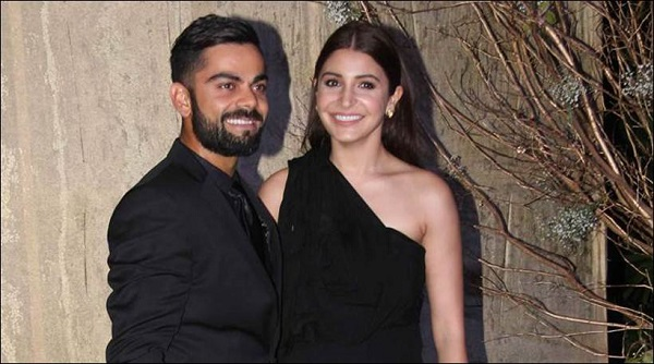 Anushka and Virat take their relationship to the next level