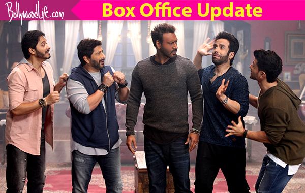 Golmaal Again becomes second top grosser of 2017 after Baahubali 2