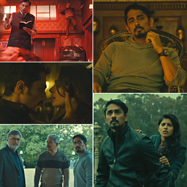 The House Next Door Teaser: Siddharth Is Back In Bollywood With This  Promising Spookfest U2013
