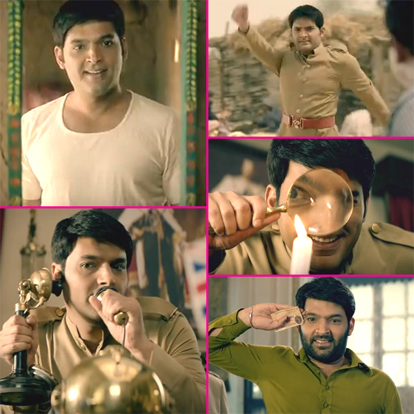 Firangi new song Oye Firangi released: Kapil Sharma becomes a Firangi