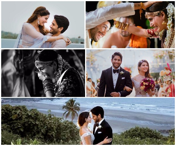 Samantha Ruth Prabhu – Naga Chaitanya's wedding album: Picture perfect moments from the fairytale ceremonies that you just can't miss!