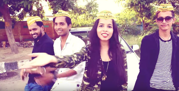 Right before entering Bigg Boss 11, Dhinchak Pooja releases her new song and we don't know if we should laugh or cry – watch video
