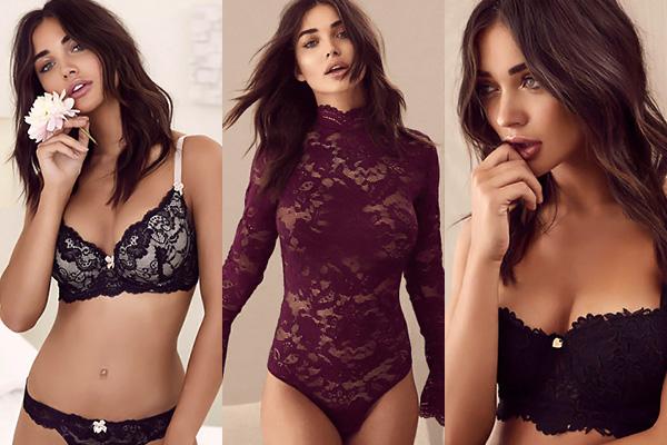 Hot lingerie amy Hot pics jackson