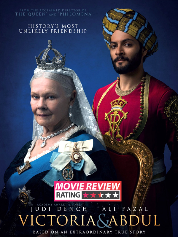 Victoria & Abdul movie review: Ali Fazal and Judi Dench starrer is a half-baked tale of love and friendship