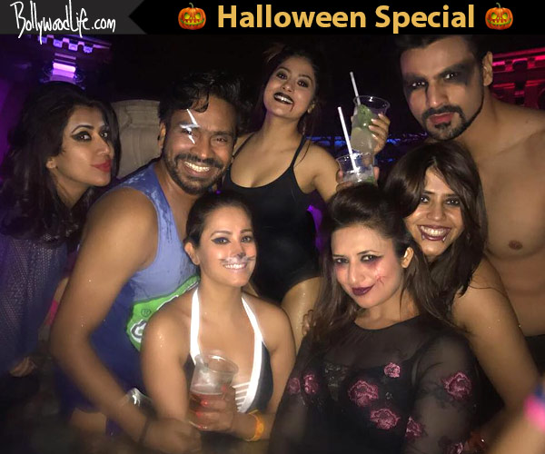 Divyanka Tripathi, Vivek Dahiya, Anita Hassanandani and the entire ...