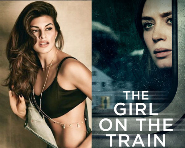 Jacqueline to act in Hindi remake of The Girl On The Train