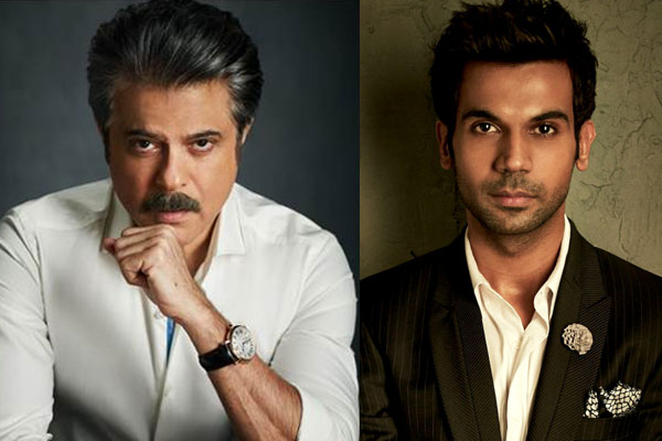 Rajkummar Rao Shares His Excitement On Working With Anil Kapoor
