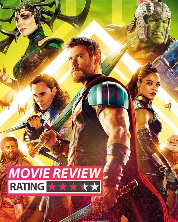 Thor: Ragnarok movie review: Chris Hemsworth and Jeff Goldblum are hilariously entertaining in Marvel's funniest movie yet