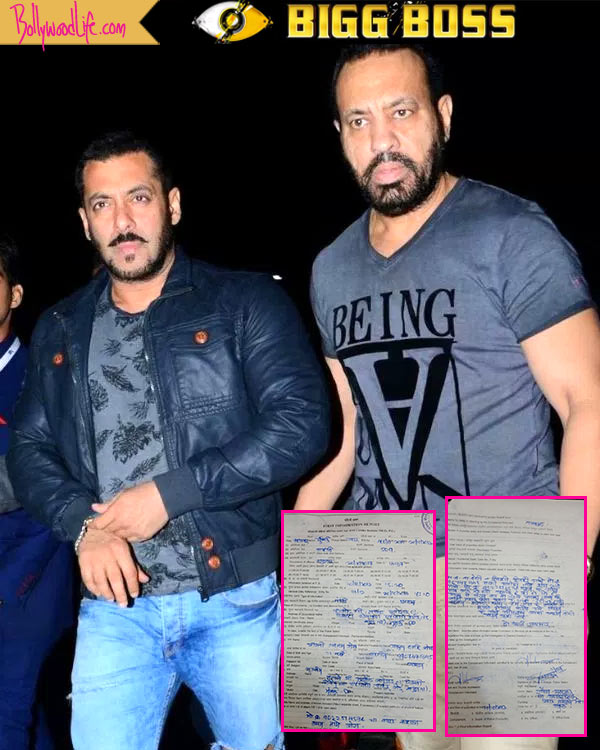 FIR filed against Salman Khan's Shera: Here's why