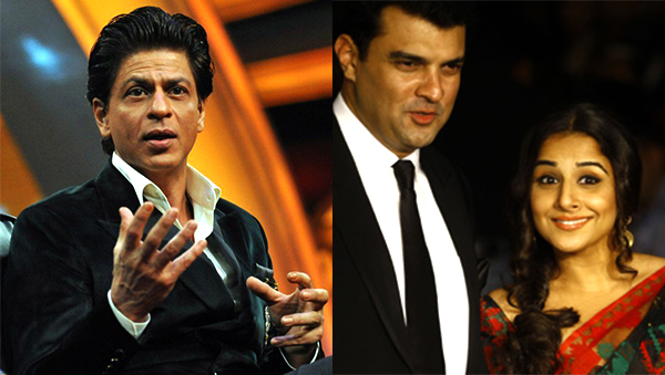 Vidya Balan: I wake up to a better looking SRK