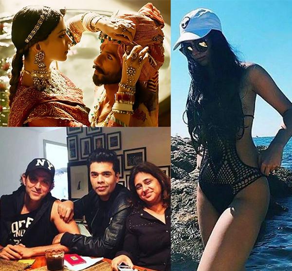 Top 5 Viral News Of The Week: Deepika Padukone-Shahid Kapoor's Padmavati Still, Khushi