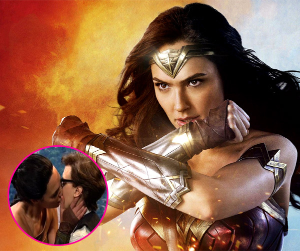 SNL: Gal Gadot KISS Kate McKinnon in Wonder Woman Parody Skit