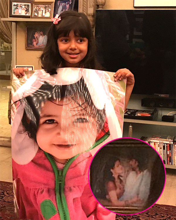 Amitabh Bachchan wishes Aaradhya on birthday with an adorable picture