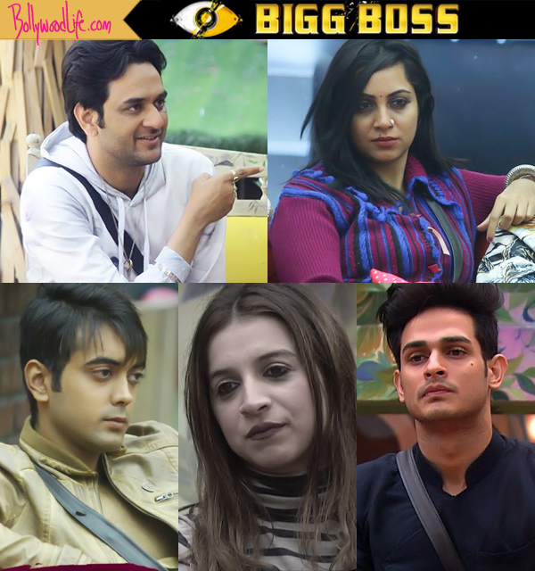 Bigg Boss 11, Day 50 written updates: Hina Khan nominated again