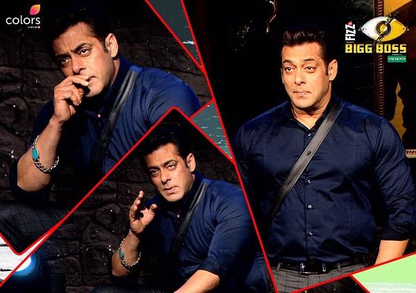 Bigg Boss 11 25th November 2017 Episode 56 LIVE updates: Salman Khan walks out on Akash and Puneesh