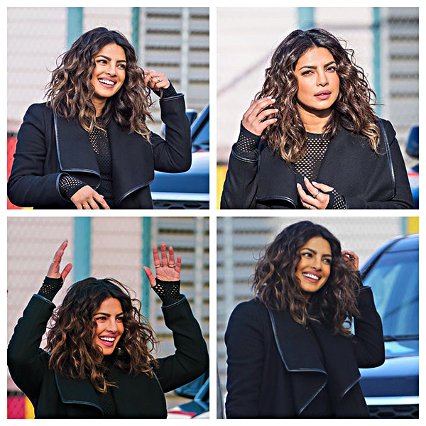 Priyanka Chopra chops her tresses short!