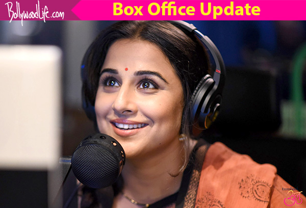 Tumhari Sulu box office collection day 4: Vidya Balan's film sees a considerable dip on the first Monday, rakes in Rs 14.71 crore - Bollywoodlife.com