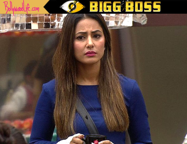 Arshi Khan and Hina Khan get into a huge fight