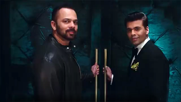 Karan Johar and Rohit Shetty are ready to make YOU, India's Next Superstar – Watch video
