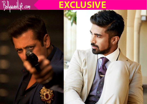 Saqib Saleem on working with Salman Khan in Race 3: He looks after you like no one else!