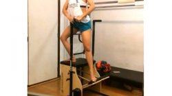 [Video] Want a figure like Sara Ali Khan? Here's her secret Pilates routine!