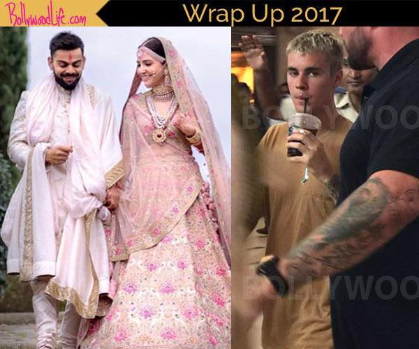 From Anushka Sharmas wedding ring to Justin Biebers preconcert