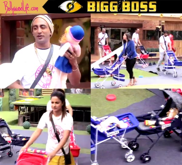 Bigg Boss 11: Akash Dadlani forcefully kisses Shilpa Shinde, fans outrage