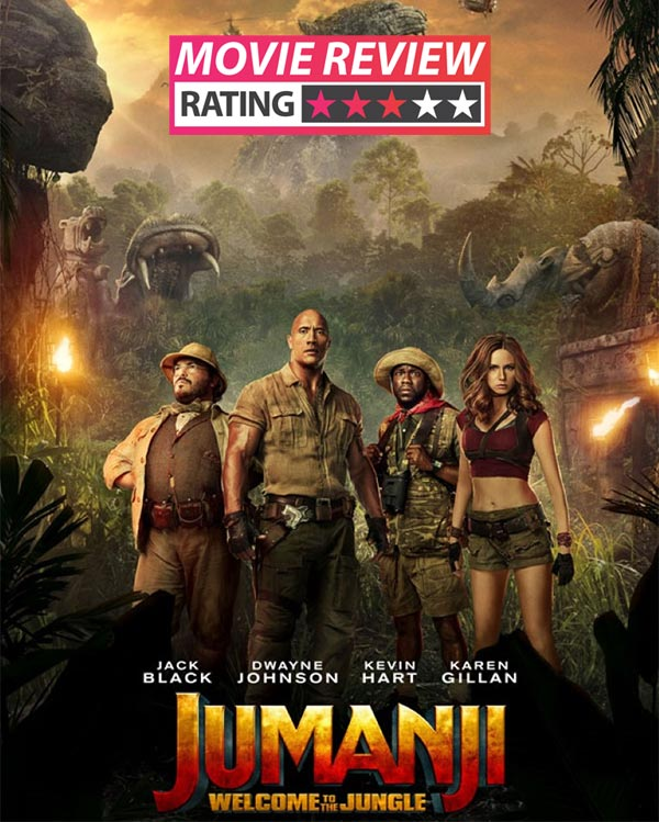 Jumanji – Welcome to the Jungle movie review: Dwayne Johnson-Jack Black's film is the entertainment we want, but is not the sequel we deserve