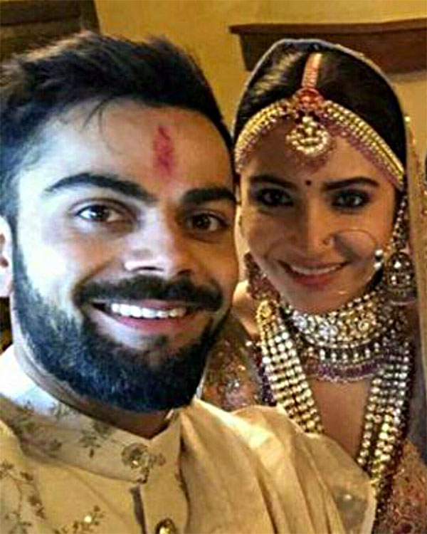 India's Kohli, Sharma marry in Italy: statement