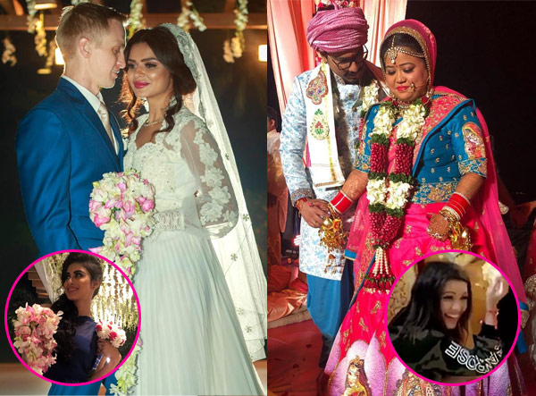 Aashka Goradia and Brent Goble's dreamy wedding pictures out!