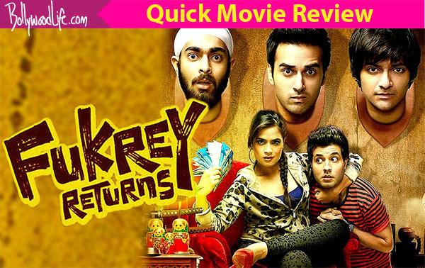 Fukrey Returns box office crosses 32.2 crores mark