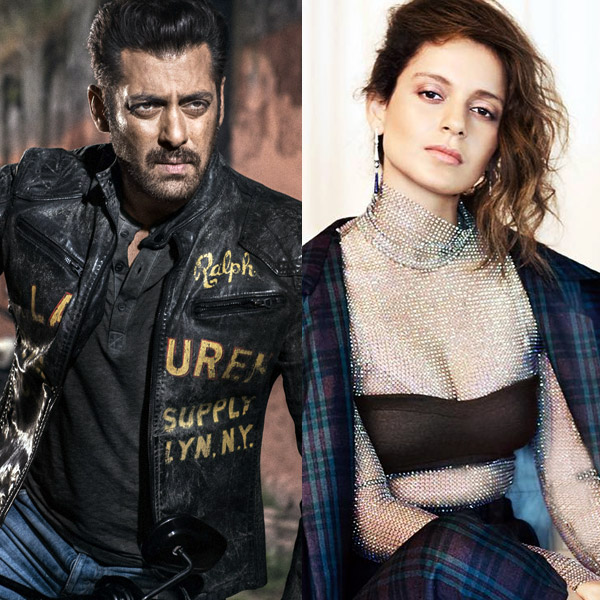 Will Salman Let Kangana Use The Title Mental For Her Next?