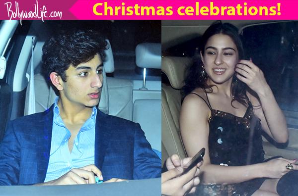 Little Taimur Ali Khan celebrates Christmas