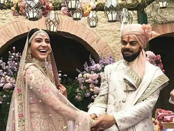Newlyweds Hka Sharma And Virat Kohli Get A Quirky Wish From Amul View Pic