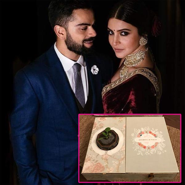 What! Did Deepika Padukone wear Anushka Sharma's wedding earrings before her?