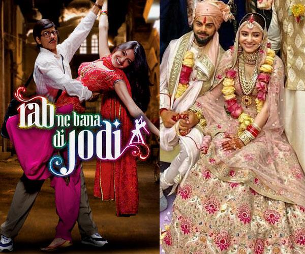Anushka Sharma and Virat Kohli tie the knot!