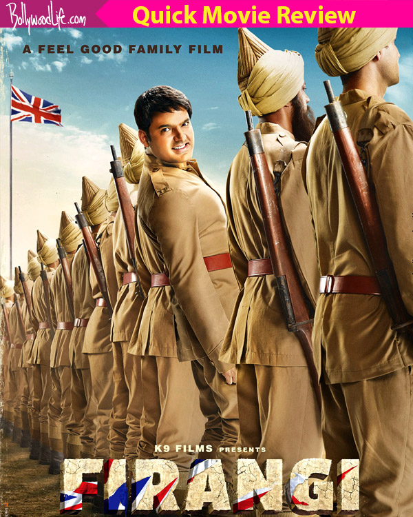 Firangi 2nd Day Box Office Collection