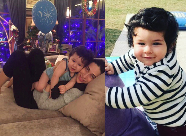 Amrita Arora Just Shared The Cutest Photo Ever Of Taimur Ali Khan