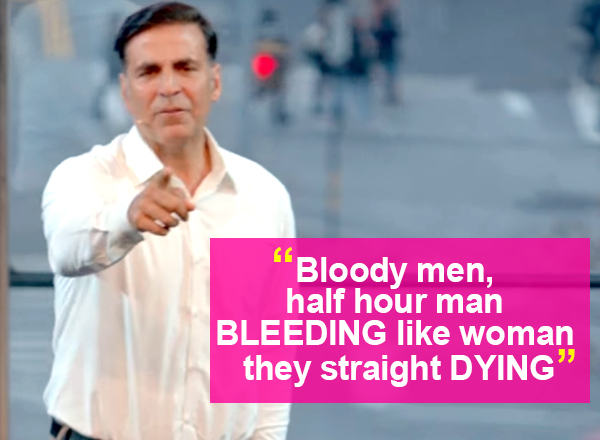 Akshay Kumar's PadMan trailer is here!